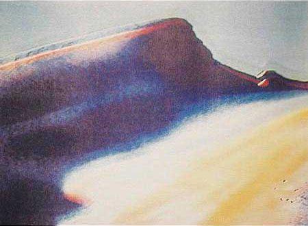 Marianne Heske Mountain of the Mind I