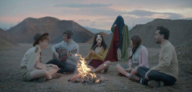 EFTERKLANG - The Ghost - Official Video by Rumraket. 'Piramida', Efterklang's 4th album is out now on CD, LP, DL & Streaming. Order Vinyl, CD and MP3 via http://www.efterklang.net. Buy on iTunes: http://smarturl.it/itunespiramida