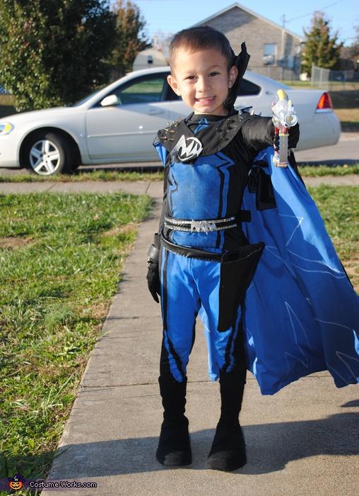 @Cassandra Dowman Dowman Megamind Costume
