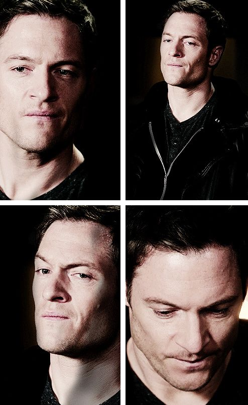 """I genuinely liked Gadreel. He was just doing what he thought was right. He was seeking redemption, and in the end, he found it."" The face in the third panel though"