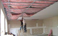 Isolamento térmico e acústico com forro para telhado