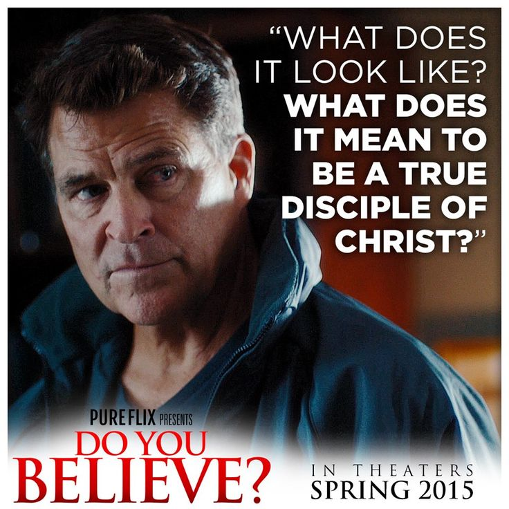 Do You Believe? - Christian Movie/Film Pure Flix - Banner 3