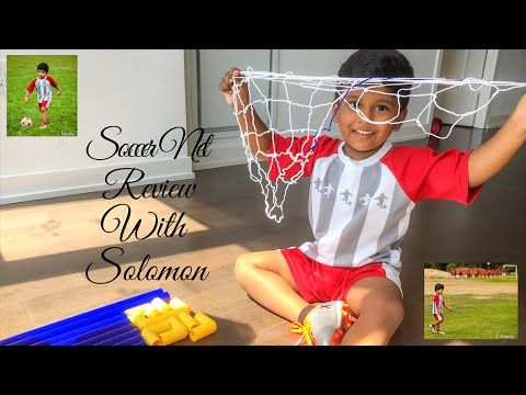 Soccer Net Review with Solomon
