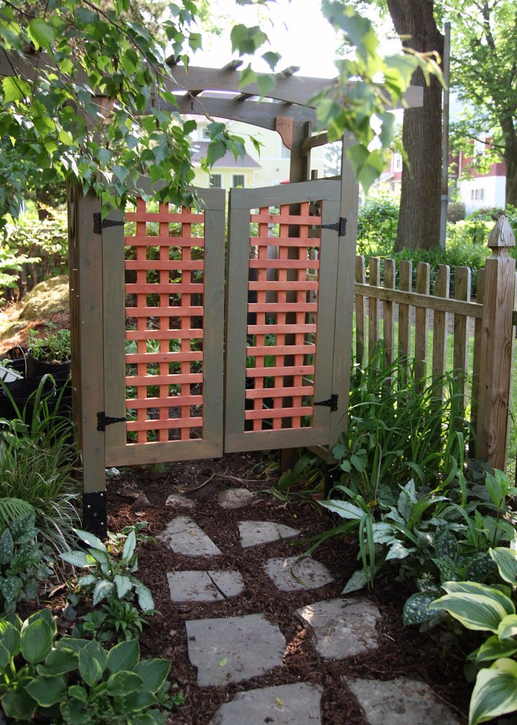 Build 2x4 Gate Woodworking Projects Amp Plans