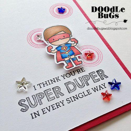 Doodlebugs: Mama Elephant- Tiny Heroes