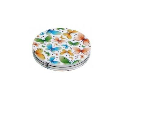 Beautiful Butterfly mirror compact would be a perfect addition to any handbag. www.rapitupgifts.com.au