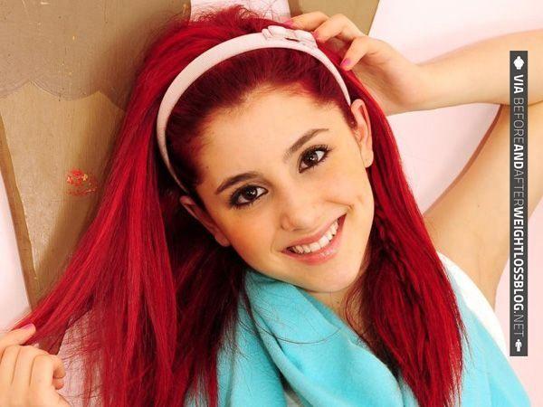 Pin De Yio En Ariana Grande: Ariana Grande Before And After Weight Loss