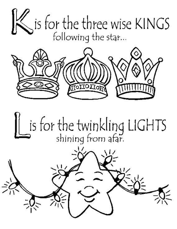 24 best colorbook pages images on Pinterest Coloring pages, Adult - new christmas abc coloring pages