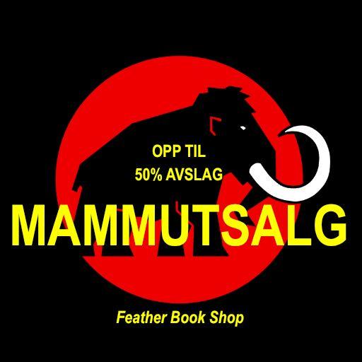 NÅ ER DET MAMMUTSALG OG OPP TIL 50% AVSLAG PÅ SPENNENDE, MORSOMME, LÆRERIKE OG INNHOLDSRIKE BØKER PÅ FEATHER BOOK SHOP Nå er det MAMMUTSALG i Feather Book Shop og er du lur, tar du en titt, for det…