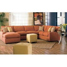 Rowe Furniture Monaco Mini Mod Sectional Possible Sectional For Living Room