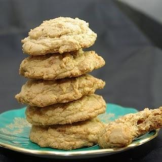 Peanut Butter Butterscotch Chip Cookies | Cookies | Pinterest