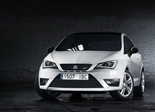 2013 Seat Ibiza SC Trophy | daily techs