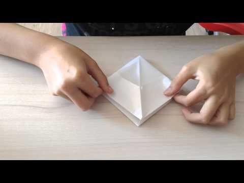 Hoe maak je een bootje van papier? - YouTube