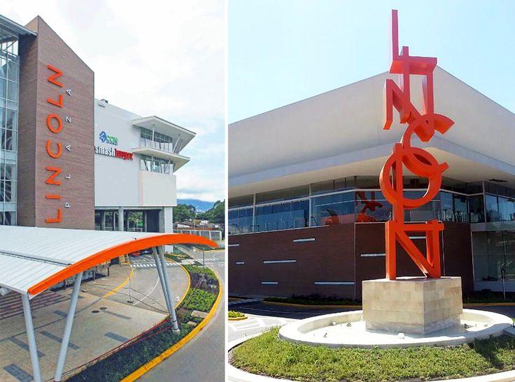 RSM Design Architectural Environmental Graphic Design | Lincoln Plaza |  Pinterest
