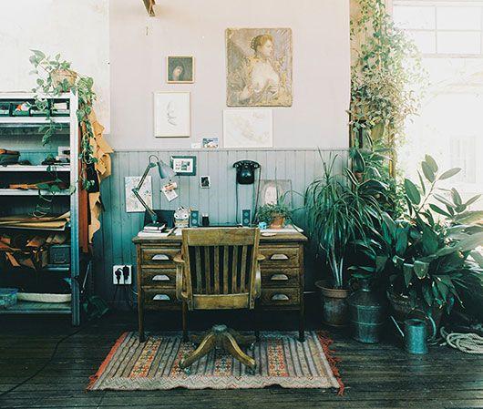 workspace by photographer salva lópez / sfgirlbybay