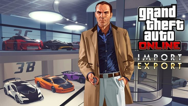 GTA Online Import Export Trailer PS4, Xbox One e PC