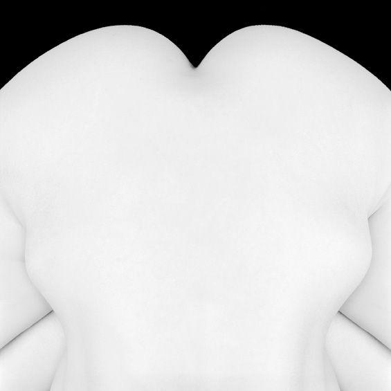 La geometría en los cuerpos de Eric Marrian - Cultura Colectiva - Cultura Colectiva