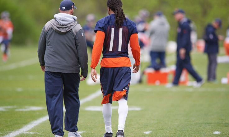 Kevin White remains an intriguing enigma in Bears offense = Kevin White, a former first-round draft pick, somehow became a forgotten name on a growing list of Chicago Bears receivers. That all could change this season if he can.....