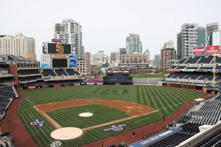 Petco Park San Diego, CA Petco park, Baseball park