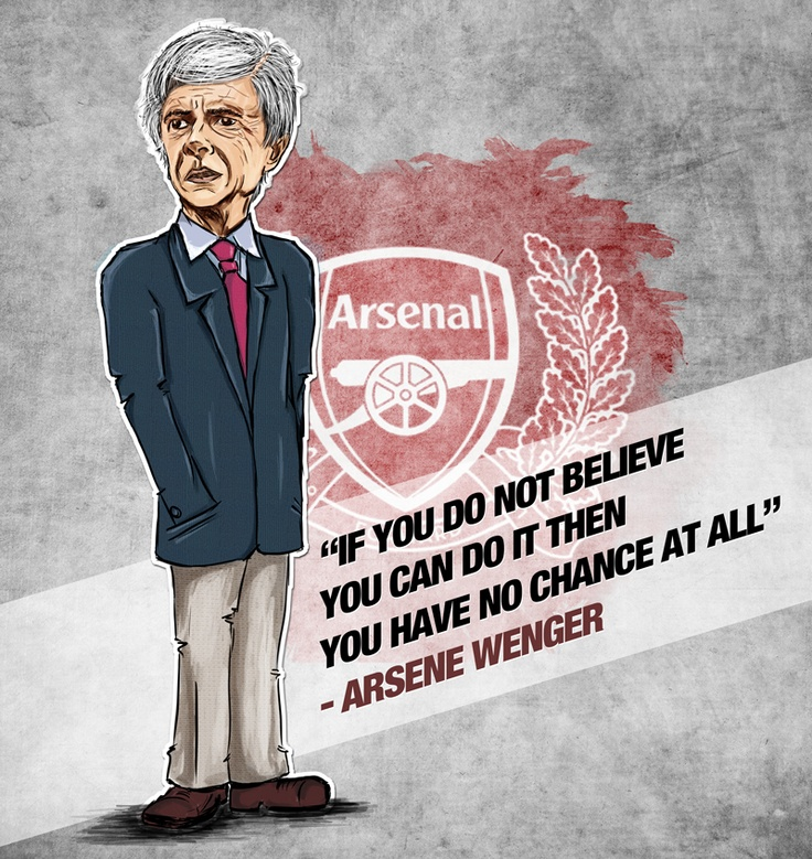 Famous Football Manager Quotes: Arsene Wenger Quotes. QuotesGram
