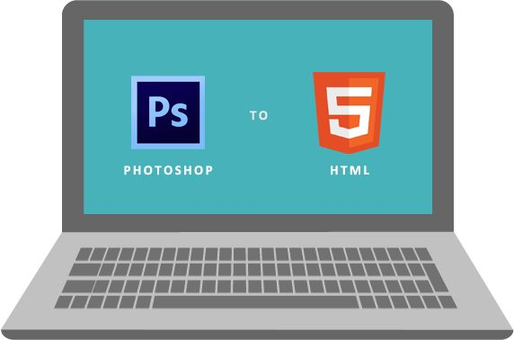 1Solutions is specialized in #PSD to #ResponsiveHTML services. We convert your #PhotoshopDesigns into a 100% hand-coded, pixel-perfect, W3C validated & cross-browser compatible #HTML. The work done is very quick and perfect by our HTML experts.