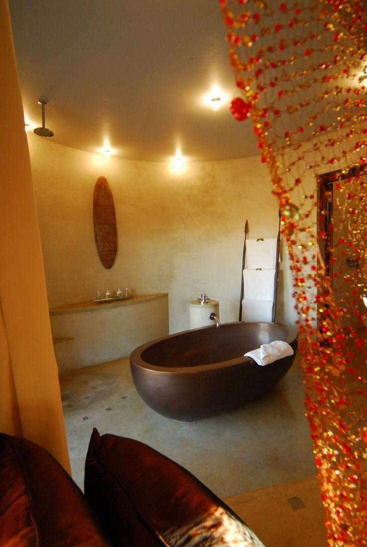 Bathroom At Marataba Lodge South Africa