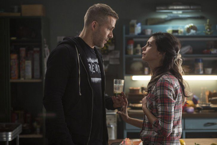 Pin for Later: Deadpool: Every Picture of Ryan Reynolds and the Kickass Cast  Morena Baccarin as Vanessa, Wade's new lady.