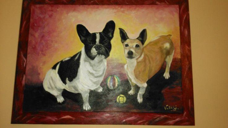 By pino i miei cani