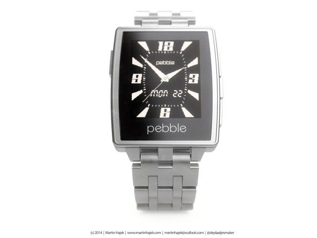 Highly detailed 3D model of the new PEBBLE steel. Get it here: http://www.turbosquid.com/FullPreview/Index.cfm/ID/793295?refferal=MartinUtrecht #pebble #steel #smartwatch