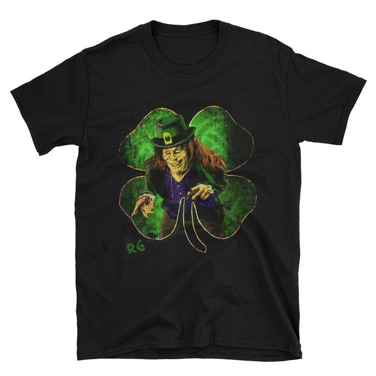 Leprechaun Horror Movie Short-Sleeve Unisex T-Shirt