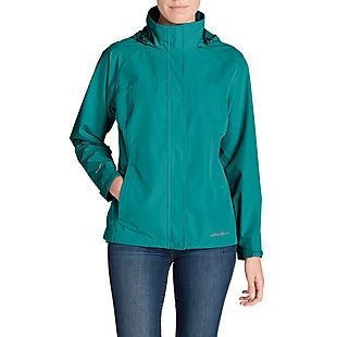 This women's Rainfoil Packable Jacket drops from $99 to $69.99 to $35 when you enter the coupon code SHARP at checkout at EddieBauer.comShipping adds $7.99 but this is still $7 less than our previous mention