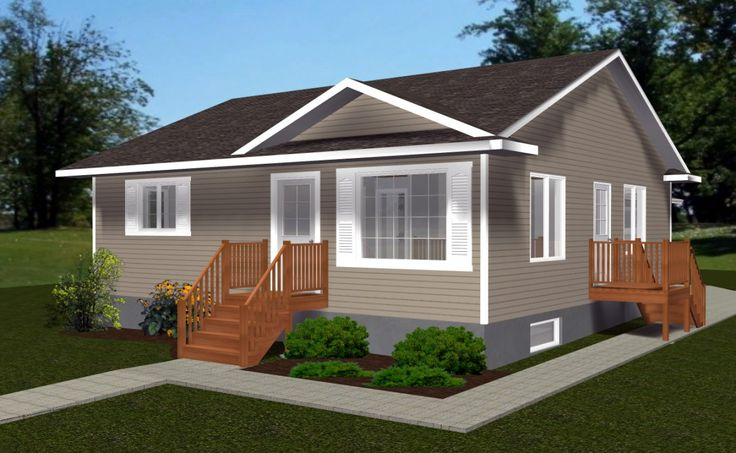 Simple Wooden 2 Story Home Minimalist Modern Bungalow