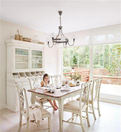 Comer en la cocina 18 office con mucho encanto elmueble - Cocinas con encanto ...