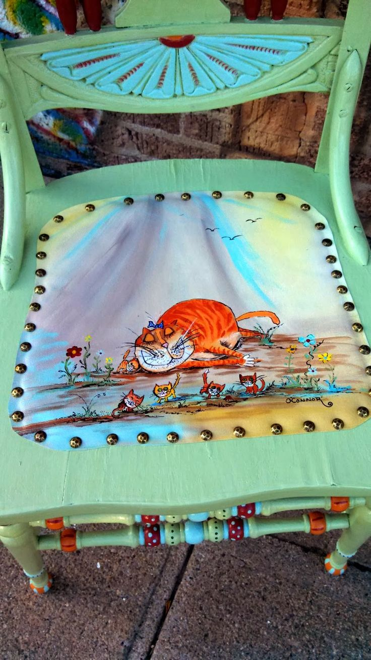 Carolyn's Funky Furniture: CHAIRS