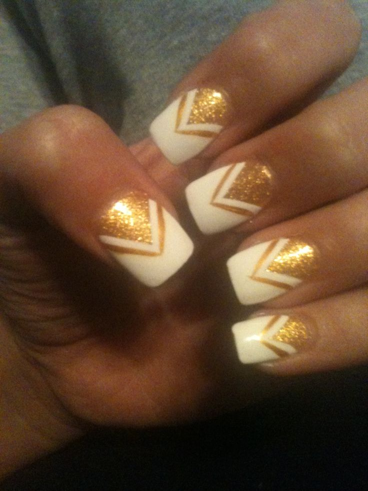 Prom nails!❤