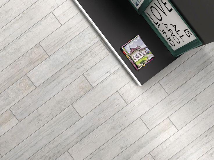 Piastrelle effetto cemento eleganti per abitazioni e negozi Docks | Ceramica Rondine