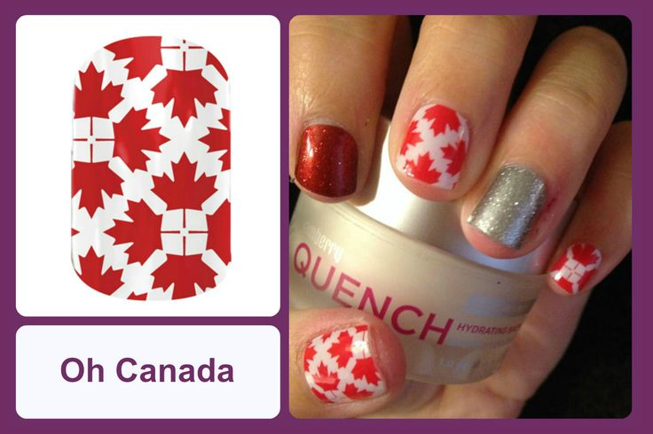 Jamberry Nails | Oh Canada