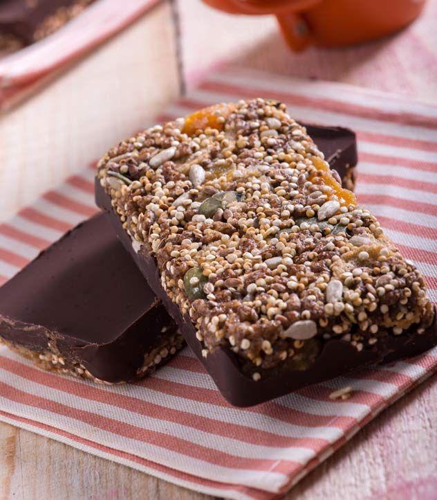 Barrette senza glutine cereali e miele lo snack fai da te di NutriChef