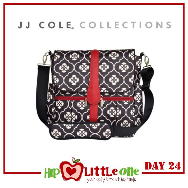 Win a JJ Cole Collections backpack (RRP $149.95, Black Floret)