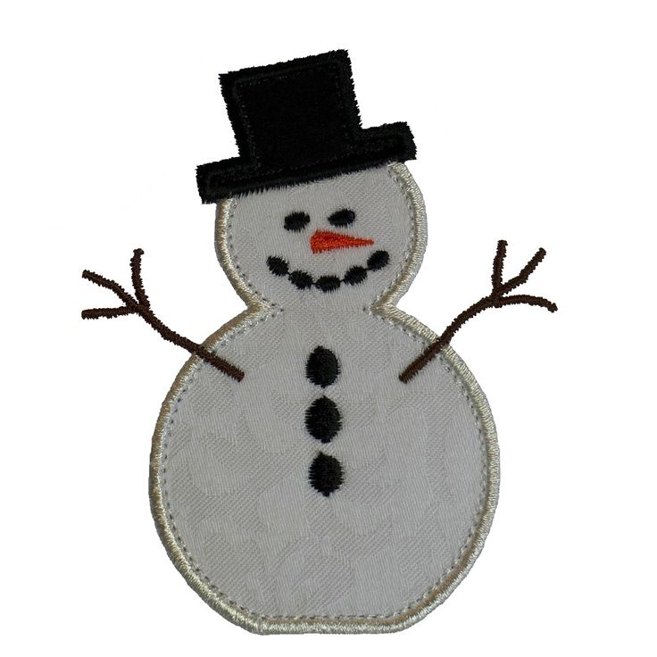 Best Snowman Quilt Images On   Snowman Quilt