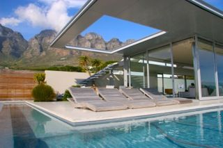 Luxurious sun terrace. PGA Property - Property For Sale, Pearl Valley, Val De Vie, Boschenmeer, Golf Estate, Luxury Estate, Paarl, Cape Town, South Africa, Investment