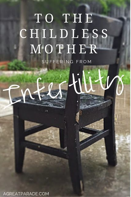 A Letter To The Childless Mother Suffering from Infertility //  Words for women walking the road of infertility, from those who love and support you.