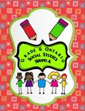 Grade 6 Ontario Social Studies Curriculum - Heritage and C