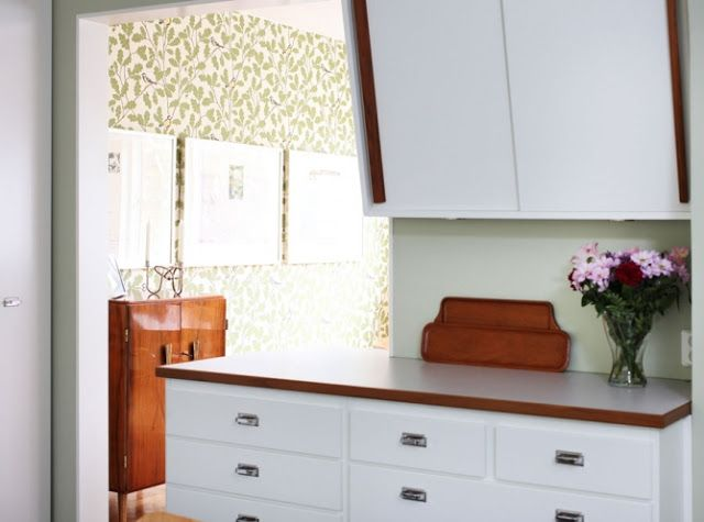 åpent hus: Nye retrokjøkken / New vintage