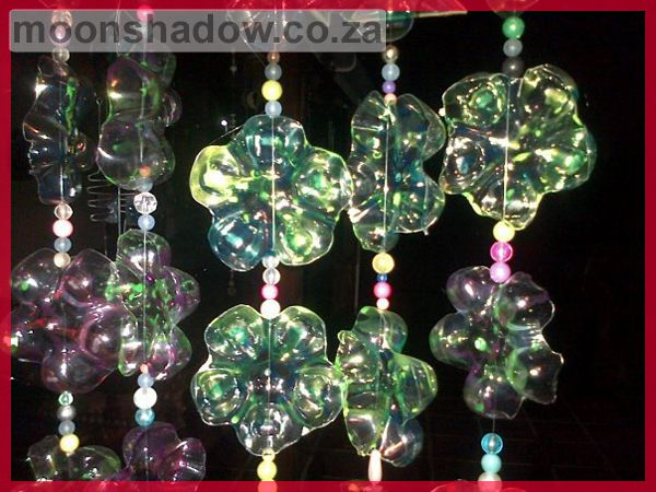 Hanging decor from Moonshadow Gift Shop's studio (hand-crafted). #Swellendam #SouthAfrica