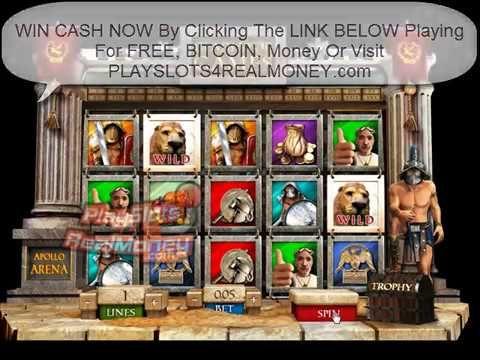 GLADIATOR GAMES SLOT [UNIQUE 3D ONLINE SLOTS] - YouTube