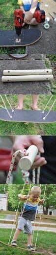 #kids #skateboard