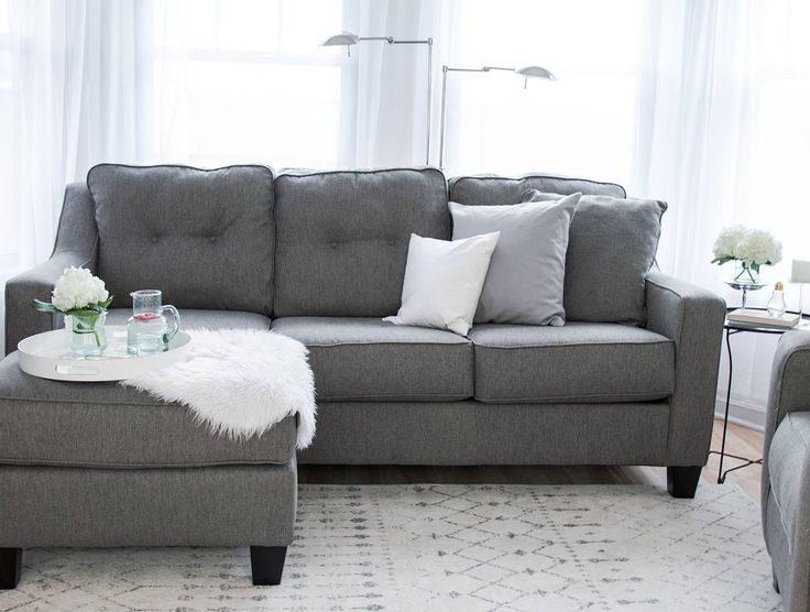 What a treat! We are loving our gorgeously styled Shayla Sofa Chaise by @tweakedstyle
