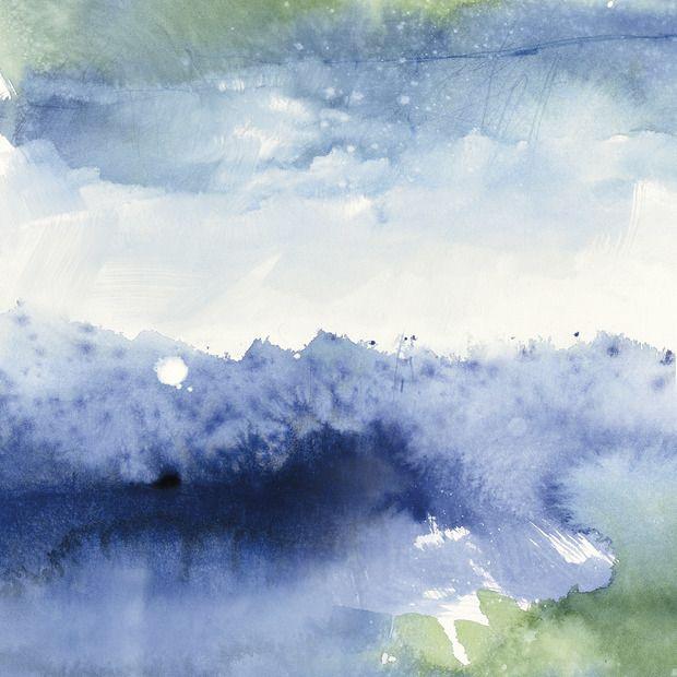 Midnight at the Lake -             Wall Mural & Photo Wallpaper -           Photowall