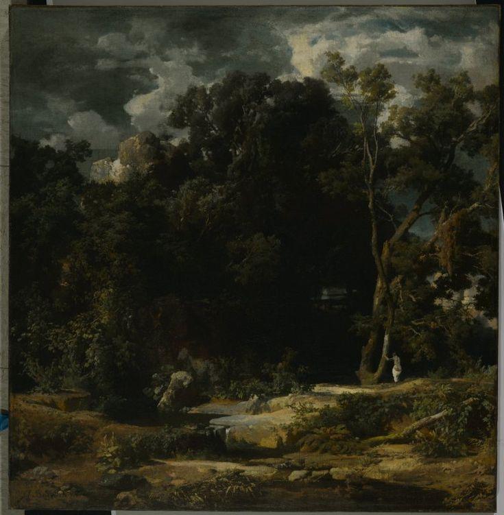 A l'abris des dunes 8944025246bdc589f3df7b0ed5efeddb--landscape-art-landscape-paintings